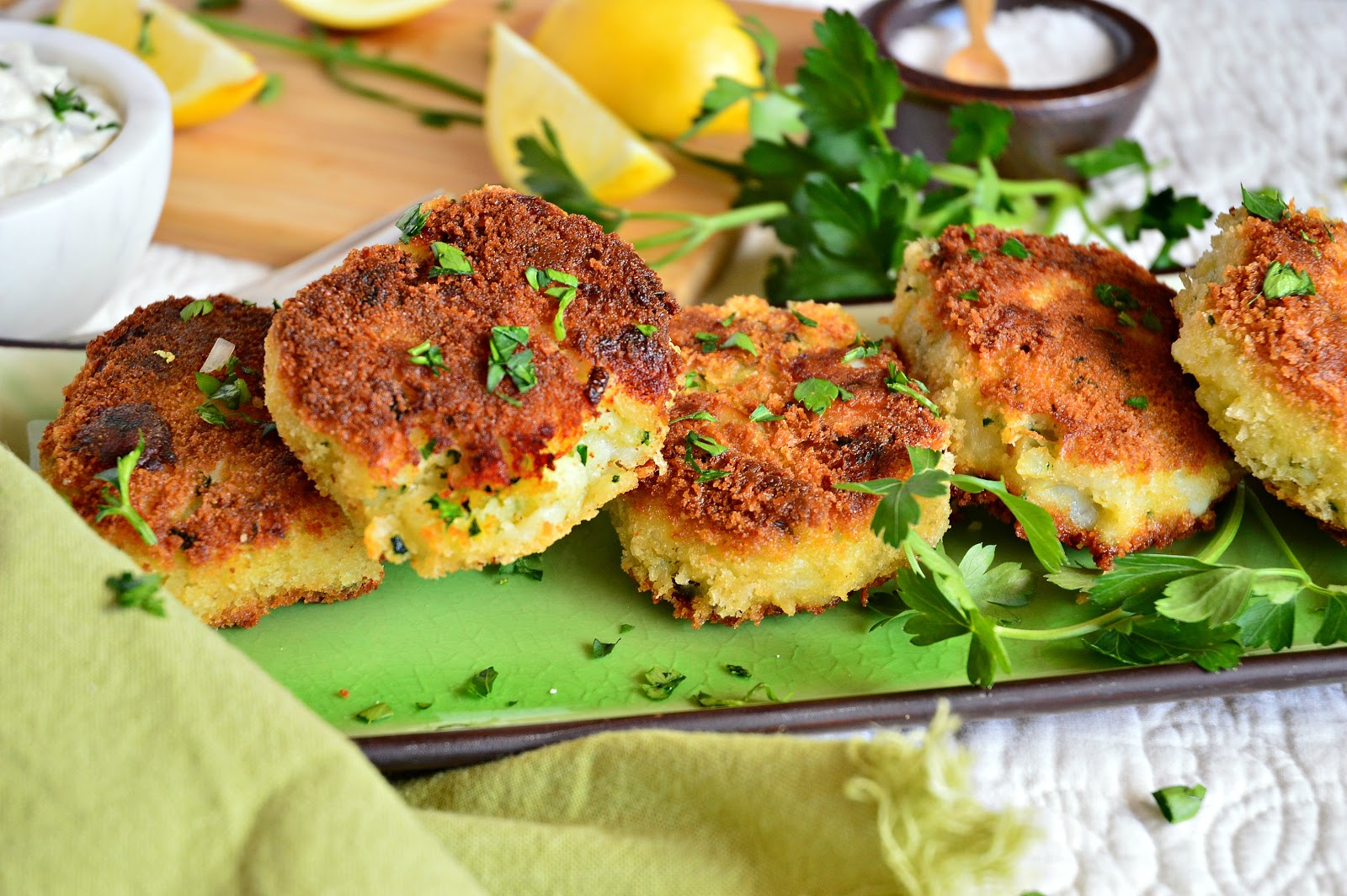 This is how i cook irish fish cakes and tartar sauce for How to make cod fish cakes