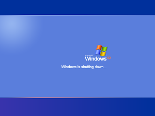 windows xp - Mengatasi Masalah Shutdown Windows Yang Terlalu Lama