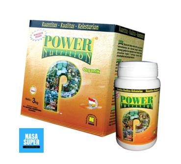 Grosir Produk Nasa POWER NUTRITION (Khusus Buah)
