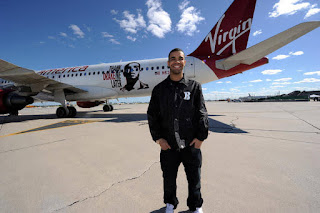 Drake's New Airplane Is In Partnership With Canadian Cargo Company, Cargojet