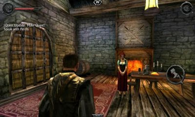Ravensword: Shadowlands 3D RPG Mod Apk + Obb Full Data v1.3 Latest Android