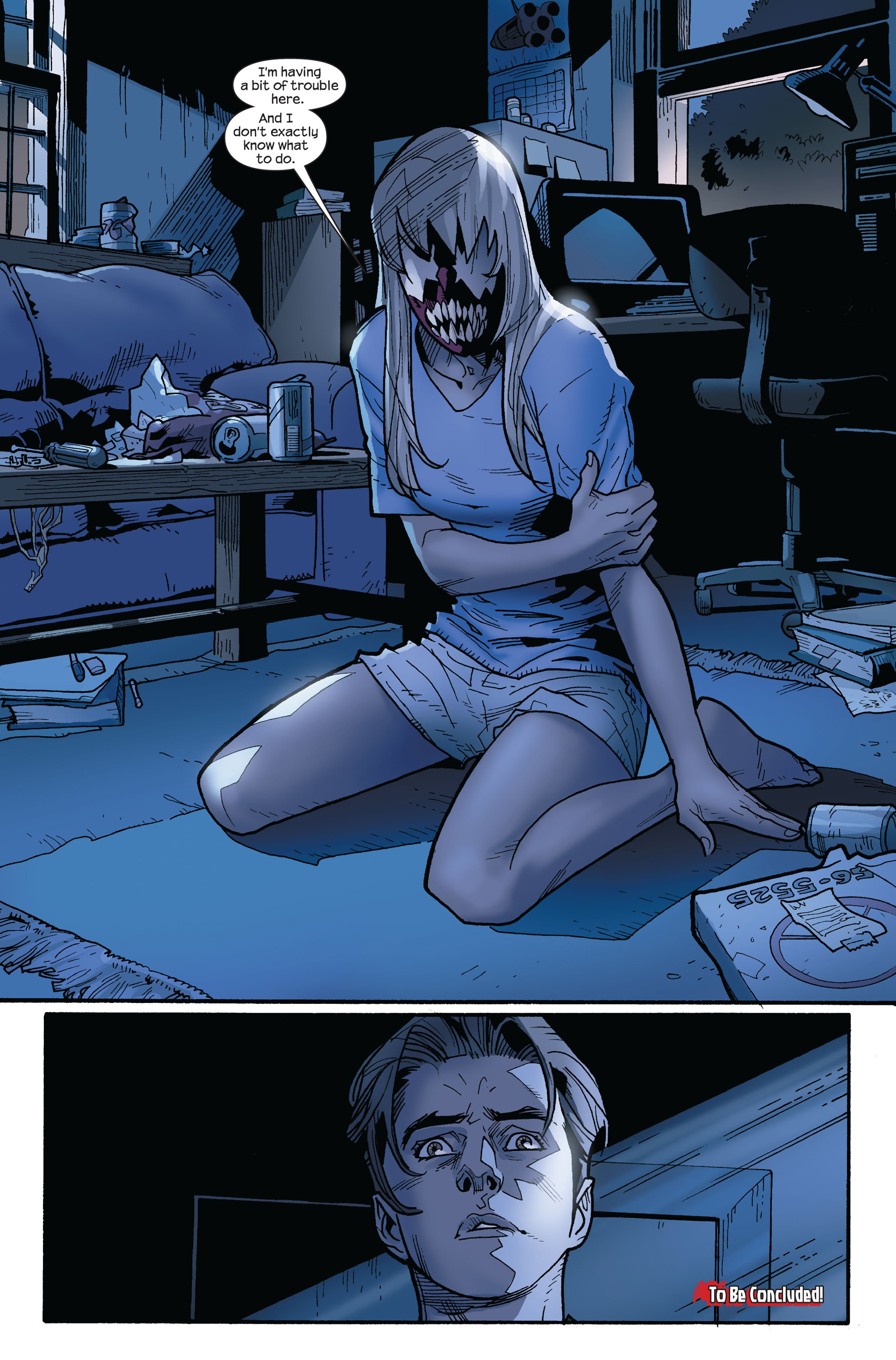 Read online Ultimate Spider-Man (2000) comic -  Issue #127 - 17