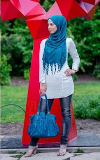 Tips Tampil Fresh Dan Cantik Dengan Baju Muslim Casual Modern
