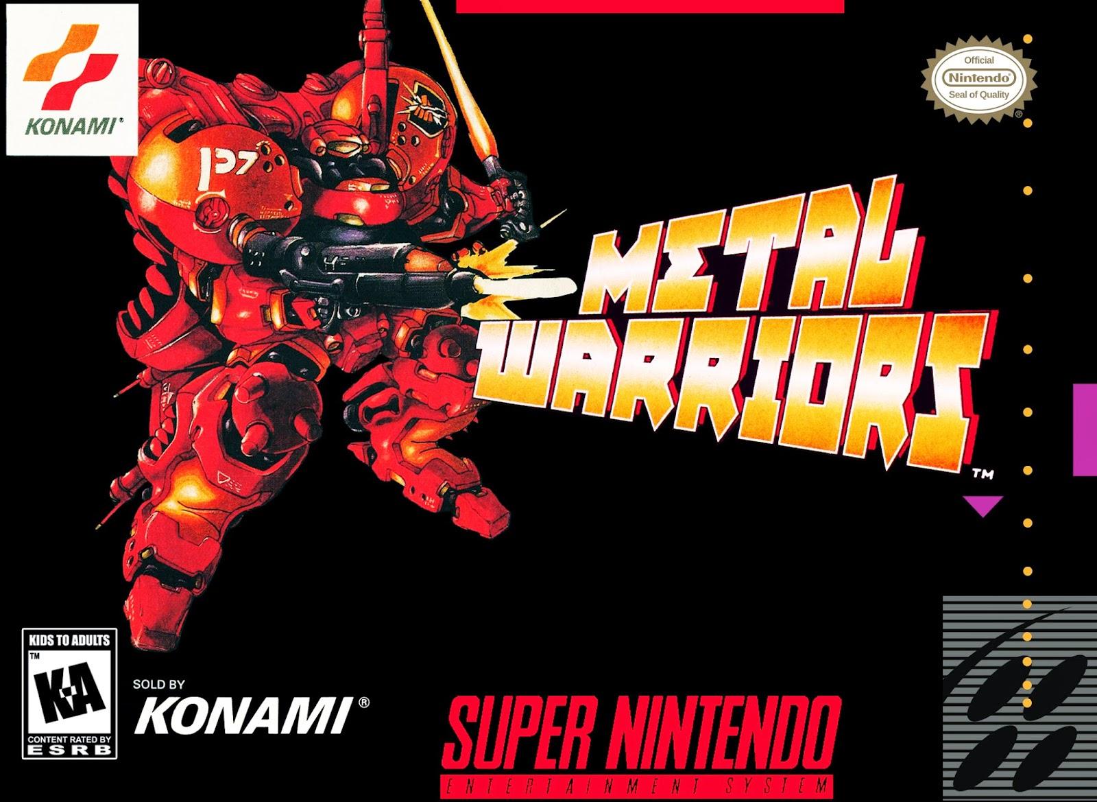 Metal Warrior+game+snes+rom+retro+covert+art