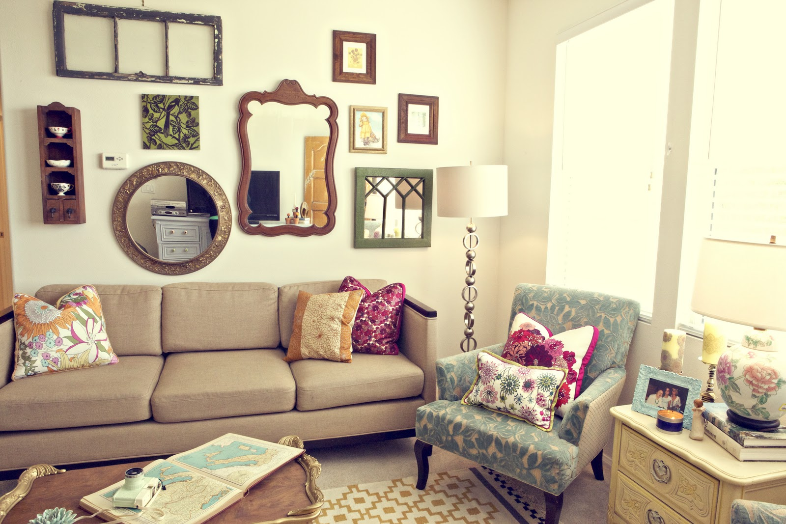 Eclectic Home Decor eclectic home décor inspiration to balance everything