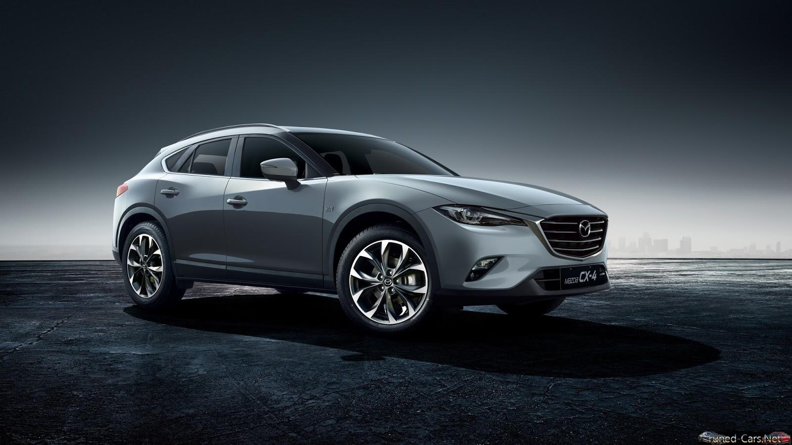 Mazda Cx 4 Car