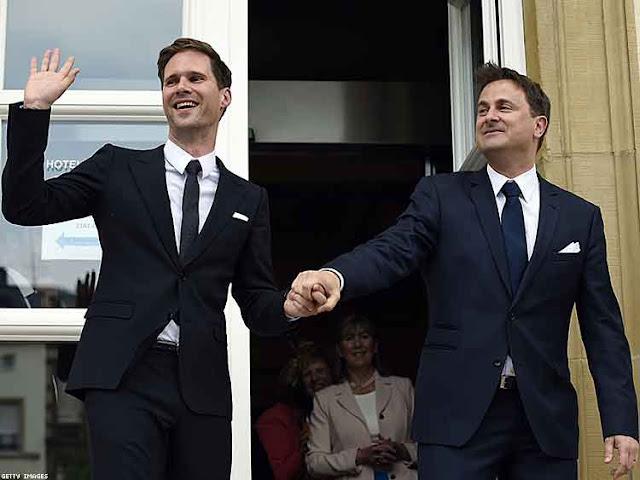 Xavier Bettel perdana menteri luxemburg yang mengaku dirinya seorang gay dan menikahi pasangannya