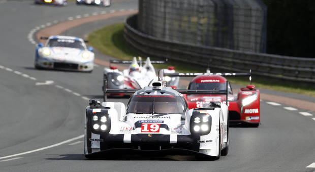 Porsche 919 The hybrid technology