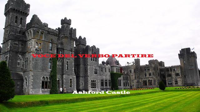 DOVE BERE IL TE' DURANTE UN VIAGGIO IN IRLANDA: ASHFORD CASTLE