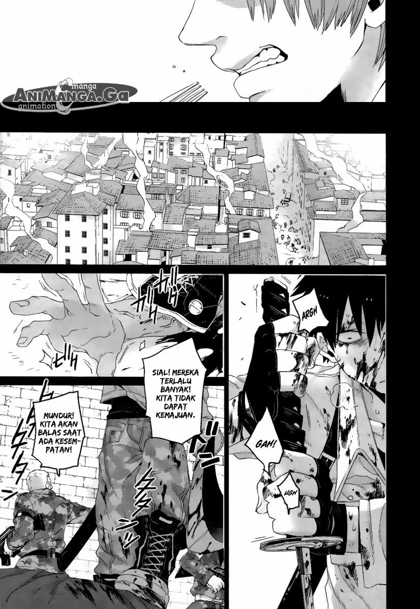 Gangsta Chapter 15-11