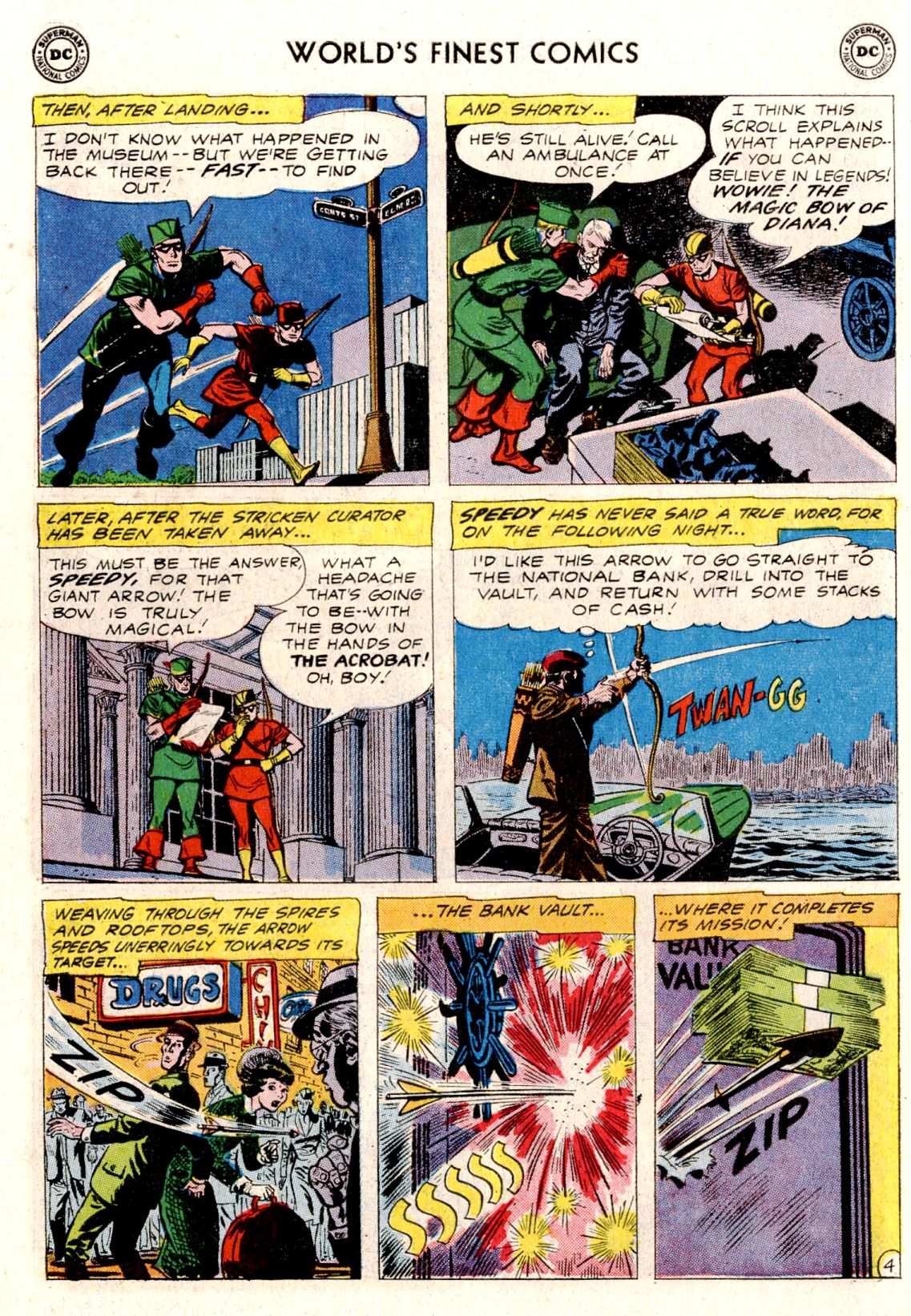 Read online World's Finest Comics comic -  Issue #119 - 30