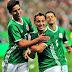 México derrota 1-0 a Paraguay