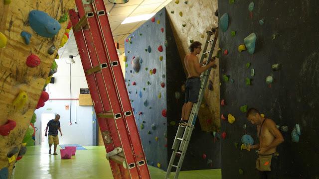 ¿De qué trata el routesetting que hacemos en The Climb? 7