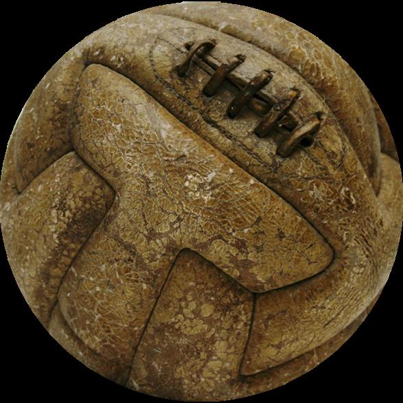 Bola Resmi Piala Dunia FIFA 1930 tiento