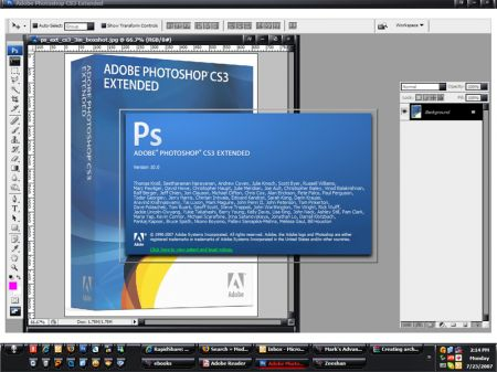 Free Softwares Mediafire: Adobe Photoshop CS3 with Crack Download Free