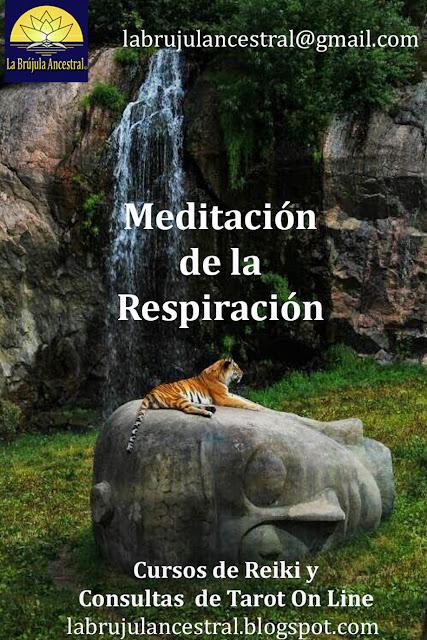 Meditación de la Respiración
