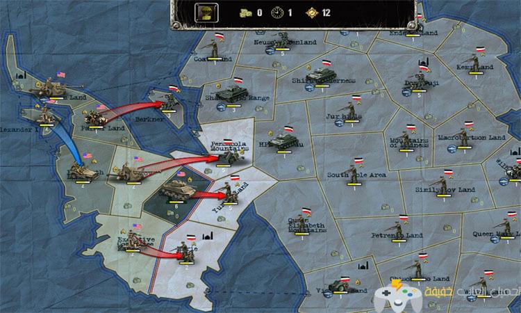 تحميل لعبة استراتيجيات وتكتيكات Strategy and Tactics للكمبيوتر