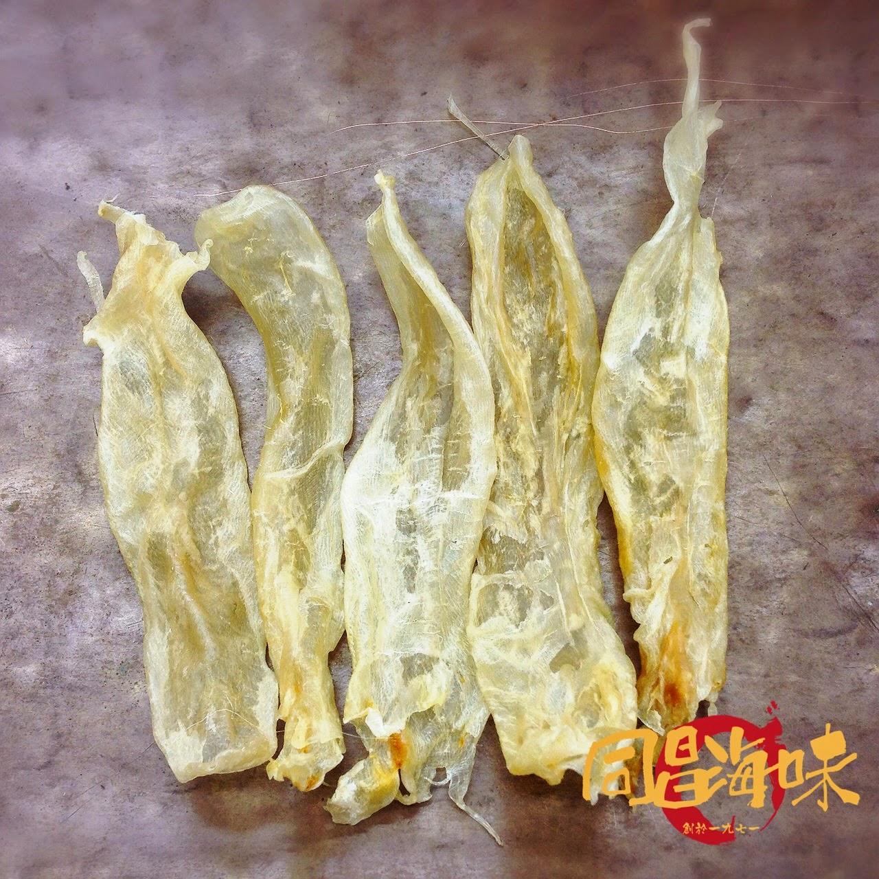 同昌海味: 【花膠燉湯材料配搭篇 上】