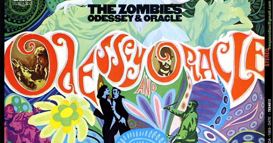 Freqazoidiac Zombies Odessey And Oracle 1968 Date Tes4013