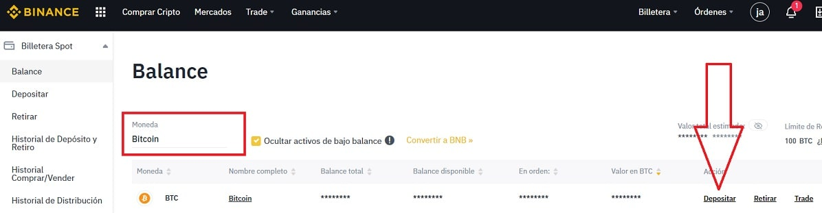 Comprar MOVIEBLOC Tutorial Actualizado mediante Binance, Coinbase y Bitcoin