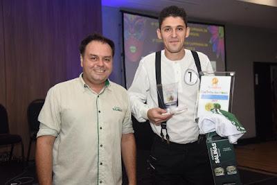 Grand Hyatt leva título da melhor caipirinha da hotelaria do Rio