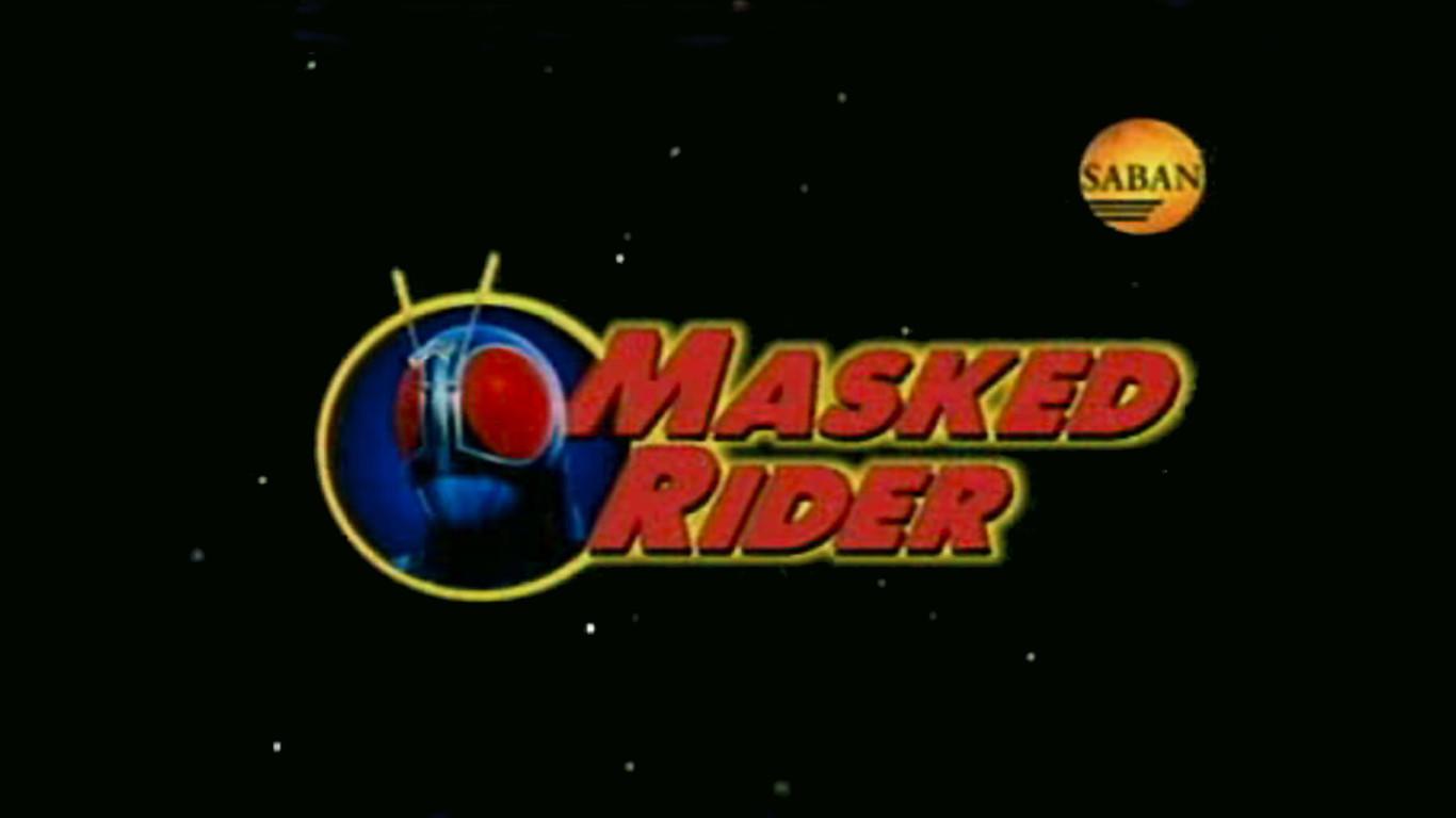 Saban's Masked Rider Title Logo A Retro Pilipinas Retrospective ABC-5 Philippines