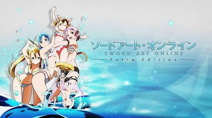 Sword Art Online : Extra Edition Movie Subtitle Indonesia