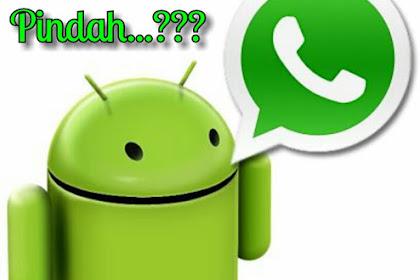 Mencadangkan Data Chat Wa