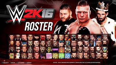 Download WWE 2K16 Highly Compressed