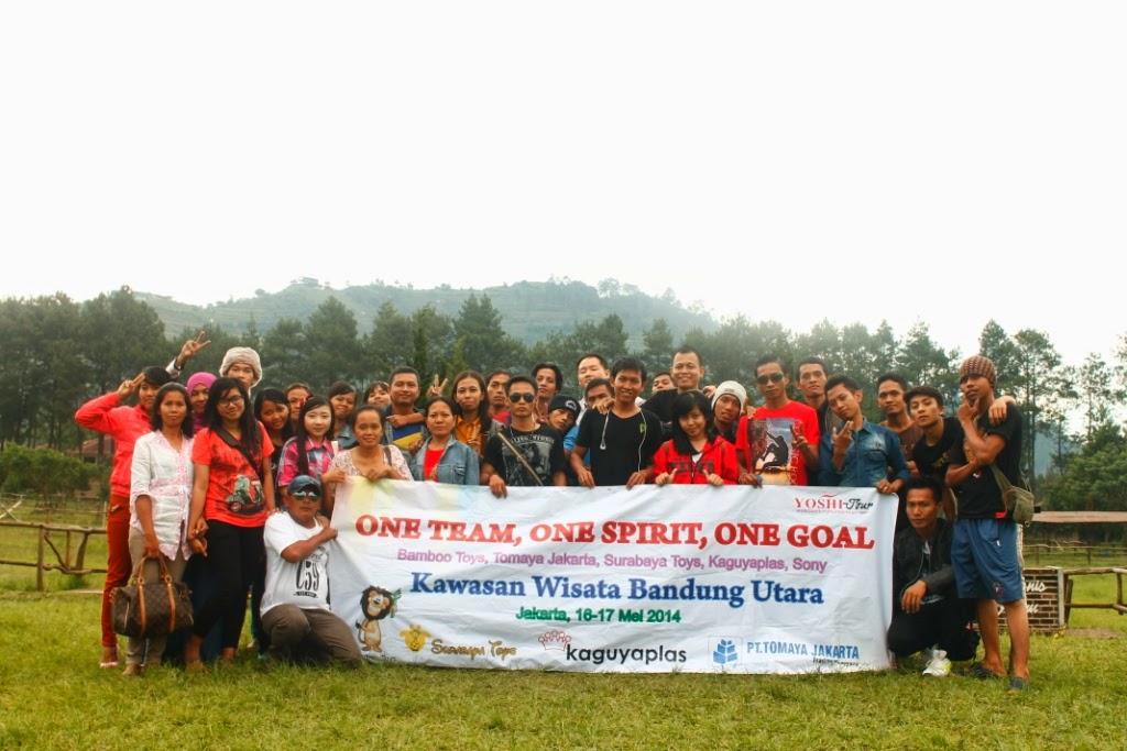 Paket Outbound Bandung, Pilihan Nomor 1 2018