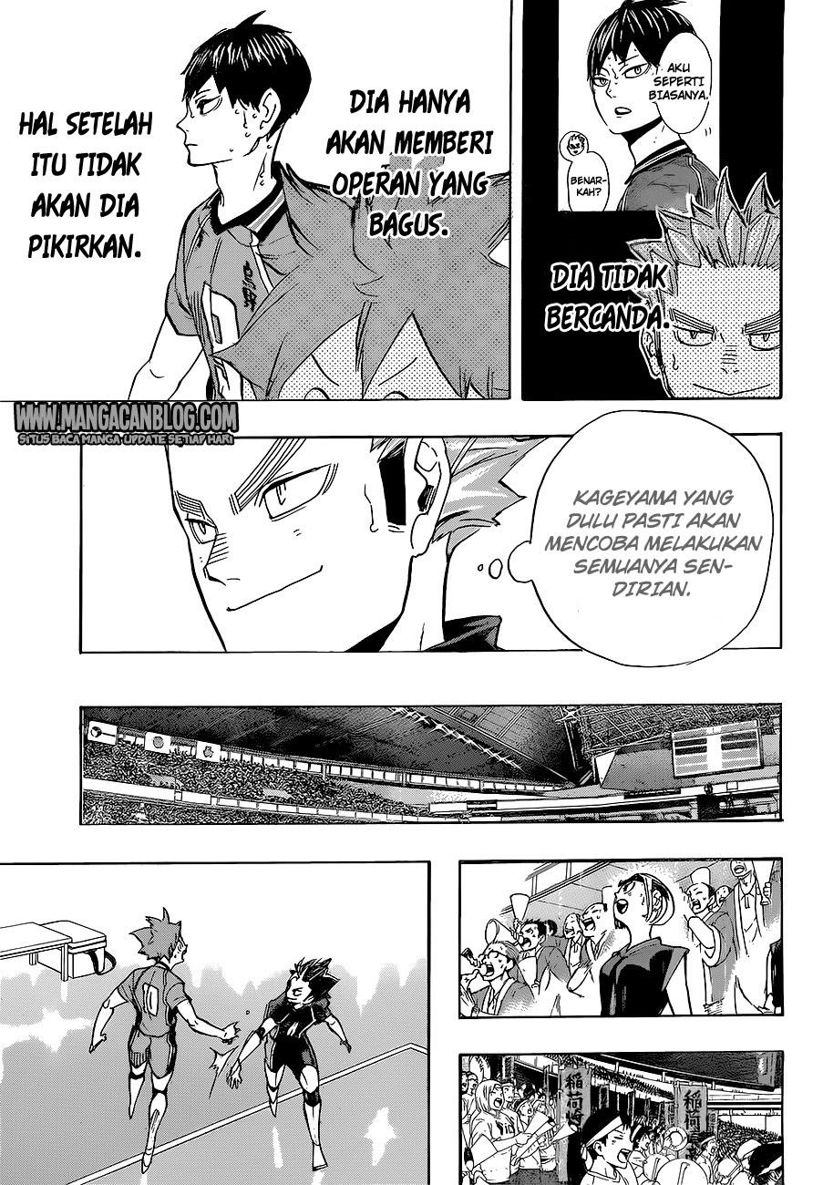 Dilarang COPAS - situs resmi www.mangacanblog.com - Komik haikyuu 255 - find it 256 Indonesia haikyuu 255 - find it Terbaru 14|Baca Manga Komik Indonesia|Mangacan