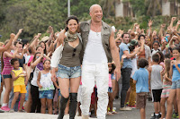 Vin Diesel and Michelle Rodriguez in The Fate of the Furious (52)