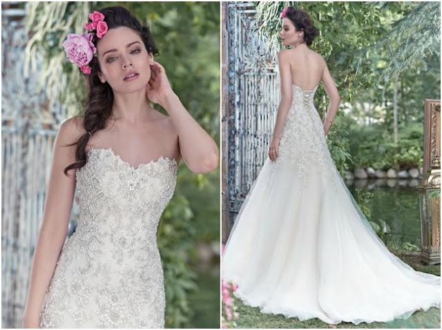 Divinos vestidos de novias | Colección Maggie Sottero