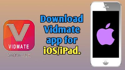 Vidmate App for iOS