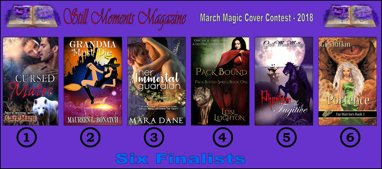 March Magic Cover Contest Finalist