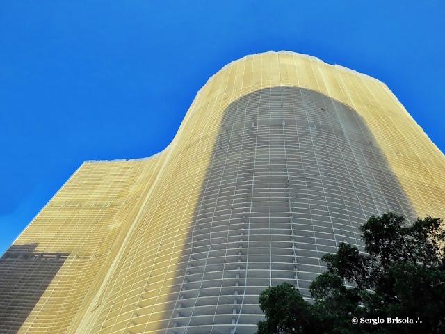 Fachada do Edifício Copan - Centro - São Paulo