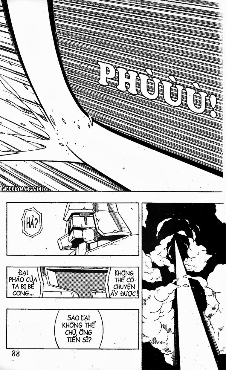 Shaman King [Vua pháp thuật] chap 201 trang 15