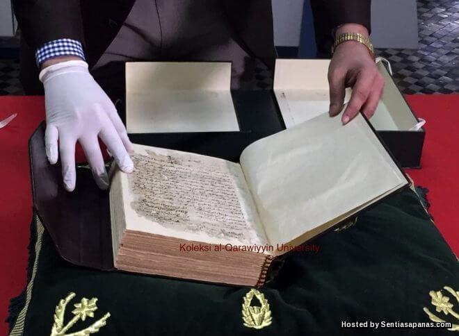 Al-Qarawiyyin Universiti Pertama Dan Tertua Di Dunia