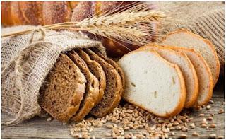 Roti Gandum Makanan yang Sehat dan Bergiz Berfungsi Menambah Berat Badan