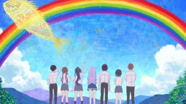 Irozuku Sekai no Ashita kara Episode 13 Sub Indo
