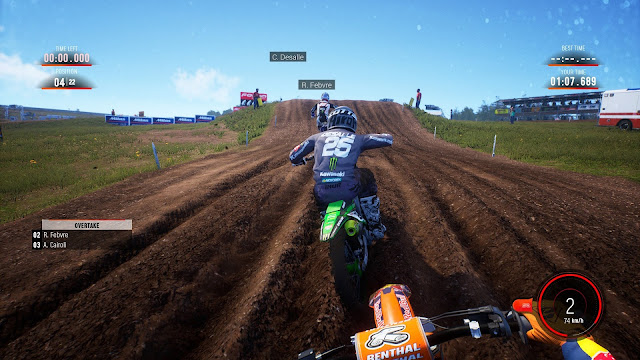 MXGP 2019 The Official Motocross Videogame PC Full imagenes