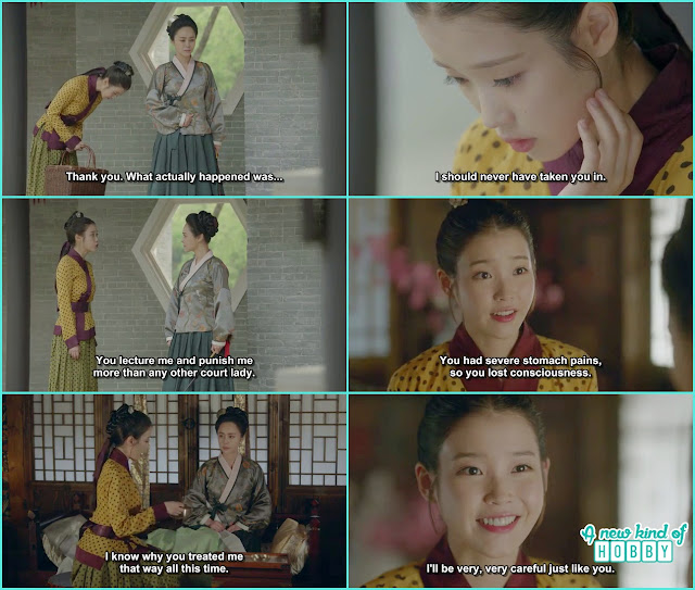 roya concubine slap hae soo - Moon Lover Scarlet Heart Ryeo - Episode 8 - Review