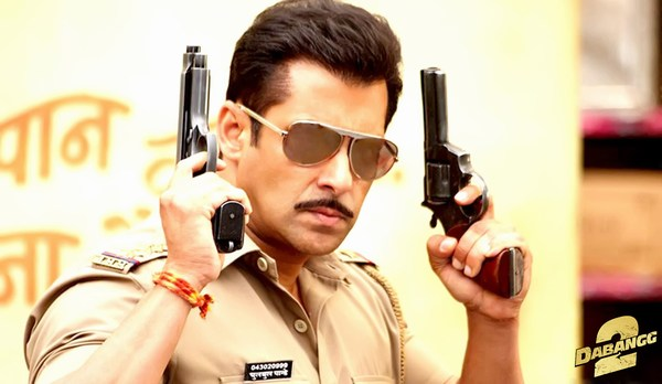 Dabangg Salman Khan Wallpaper