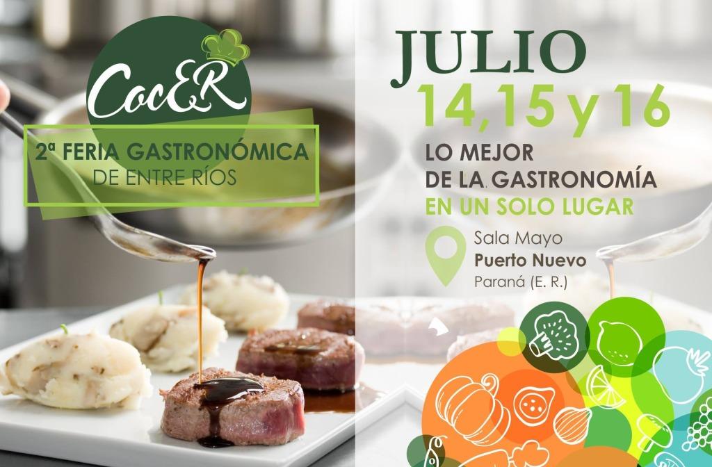 Feria de Cocineros de Entre Ríos (COCER)