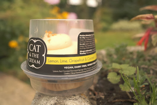 Cat & the Cream Vegan Cupcakes