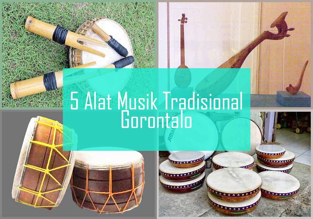 Inilah 5 Alat Musik Tradisional Dari Gorontalo