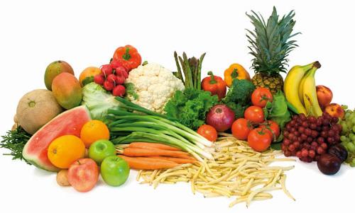 Sayuran dan Buah Sebagai Sumber Vitamin
