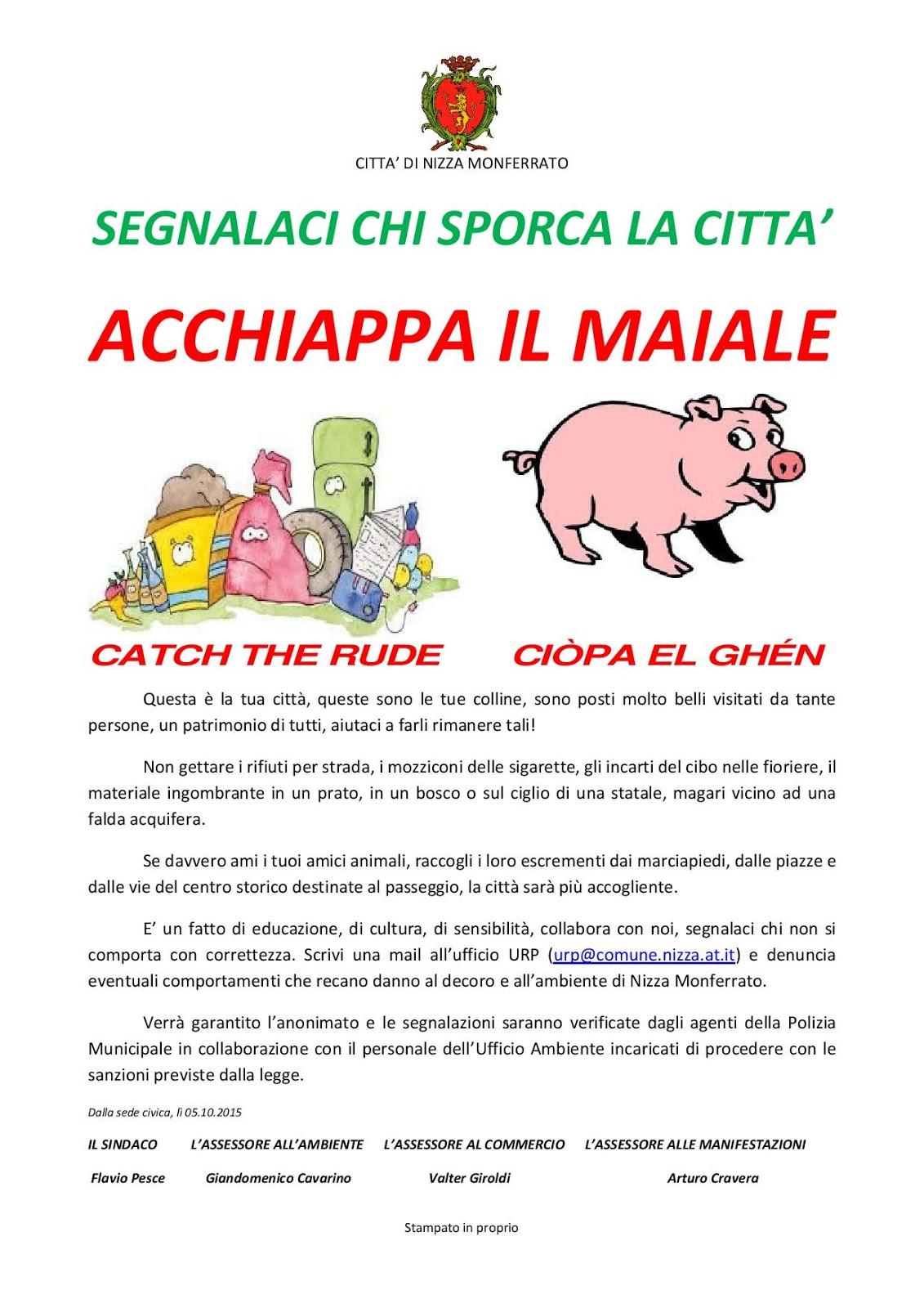 vendita di liquidazione taglia 40 nuove immagini di Acchiappa il maiale, by Paola Re