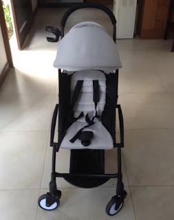 Eve Baby Care Bali Stroller