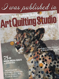 Art Quilting Studio Spring 2021